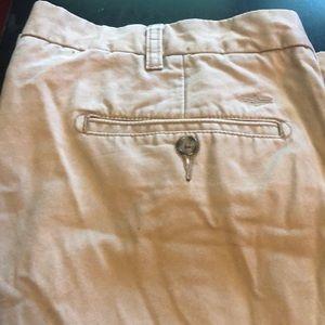 Men's sz 40x30 docker khaki pants
